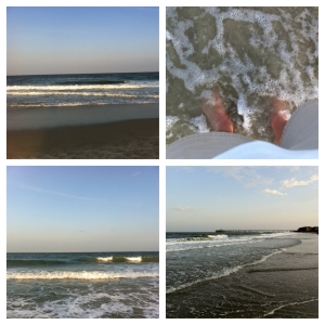 First night in Pawley's Island