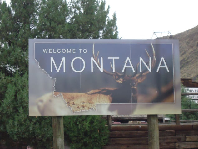Montana - Finally!
