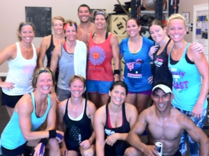 Badger Aftermath at Crossfit Bearcat!