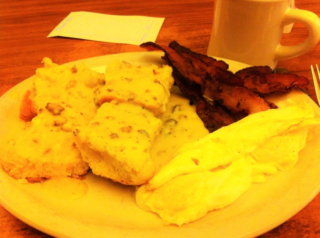 Biscuits and Gravy!