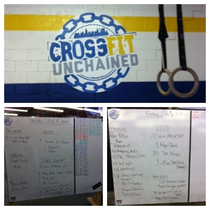 Crossfit Unchained