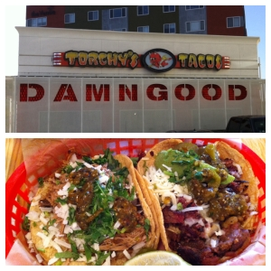 Torchy's Tacos!
